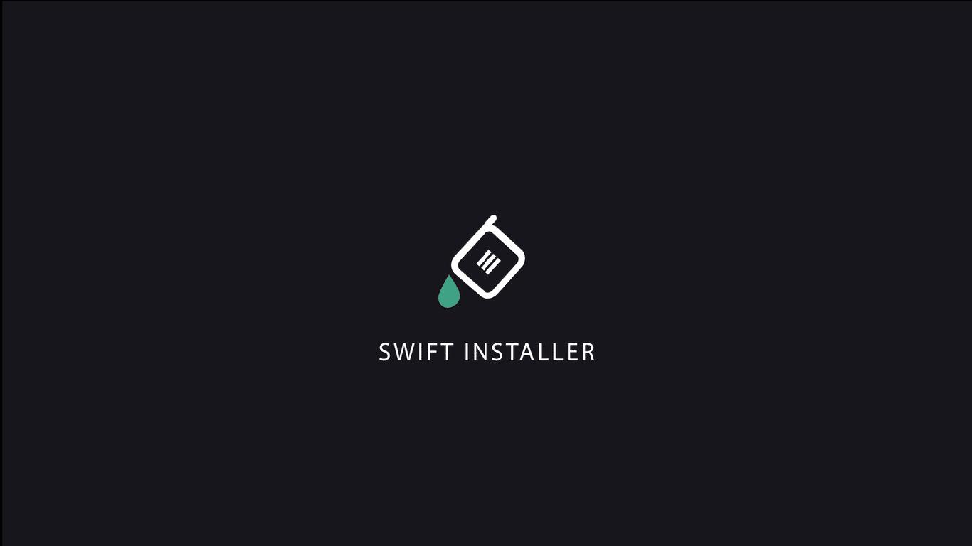 swift installer