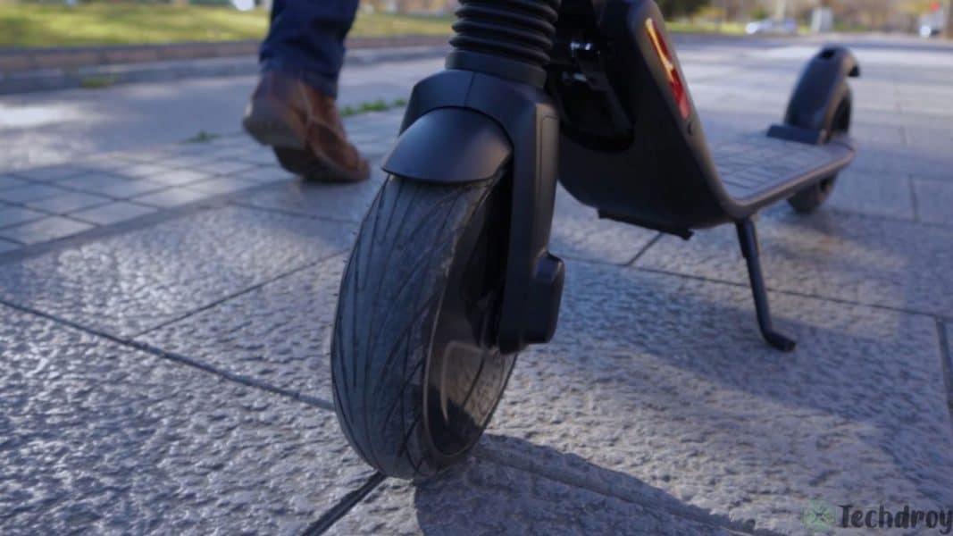 Diseño patinete de SEAT