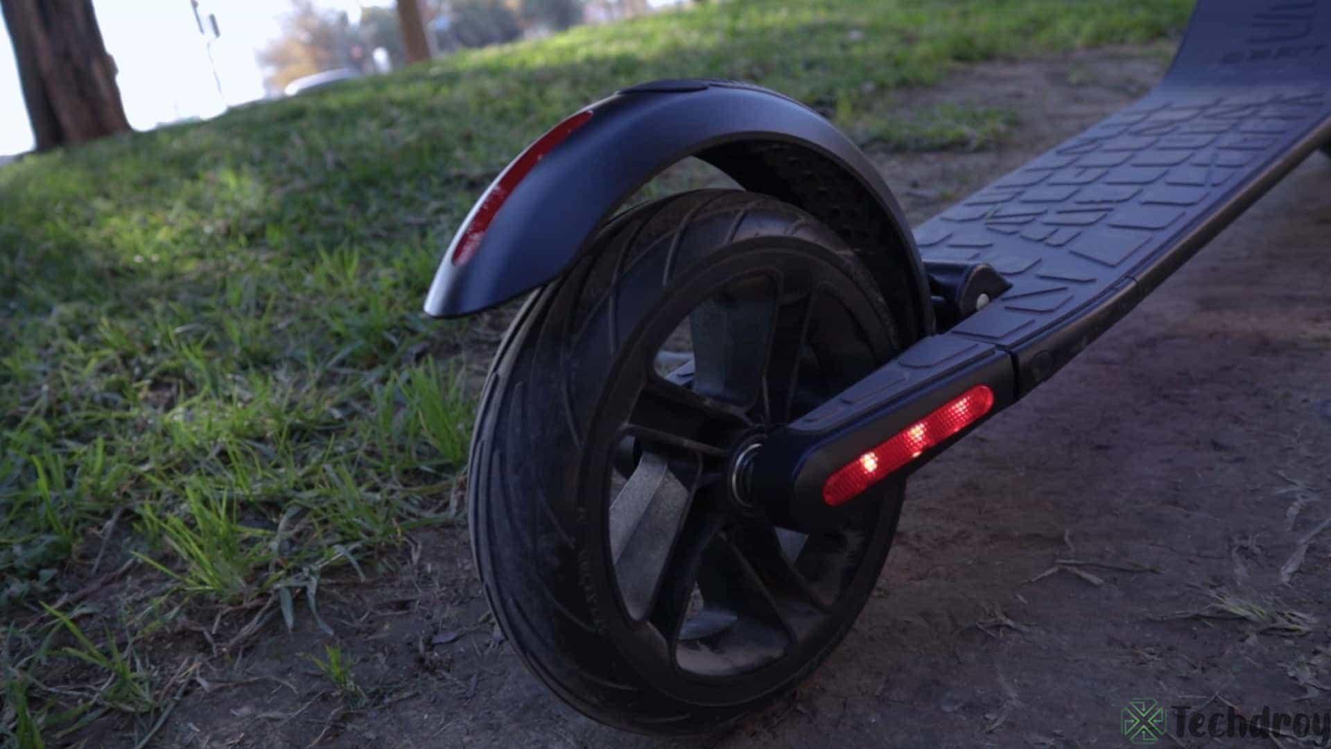 Faros traseros SEAT patinete electrico