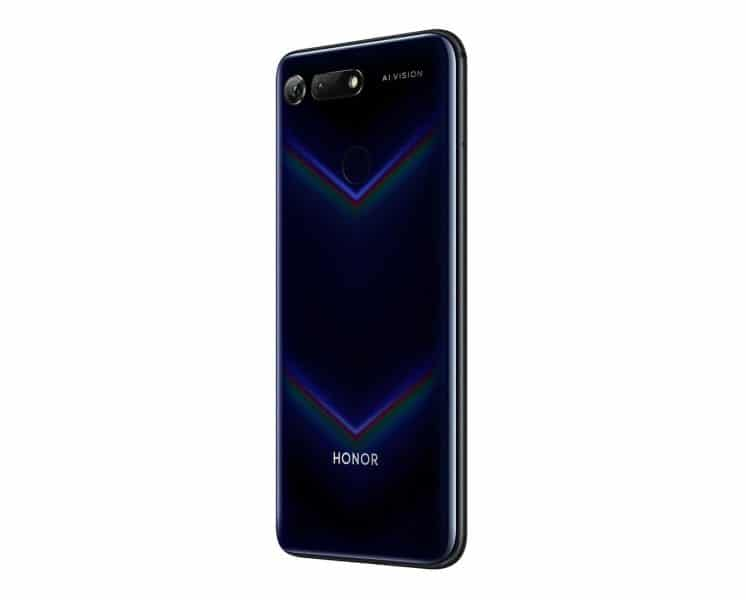 Honor View 20 azul