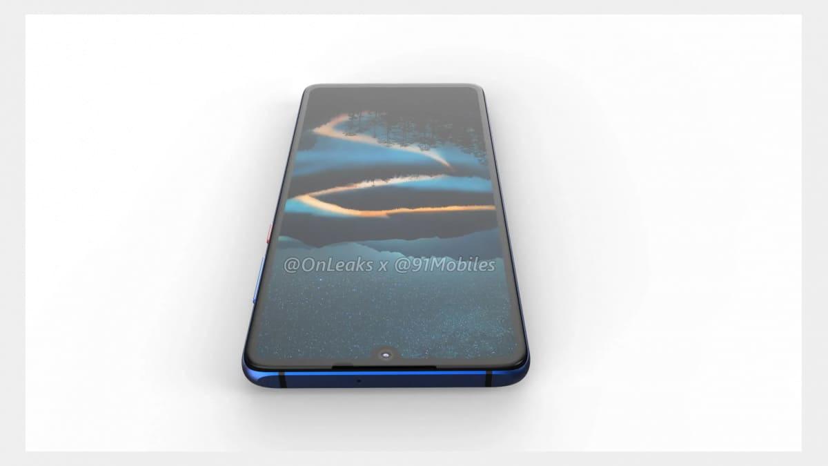 Huawei P30 render 8