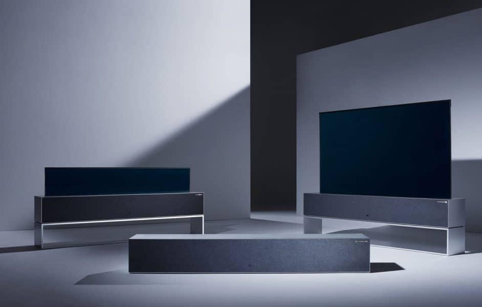LG Signature OLED TV 65R9