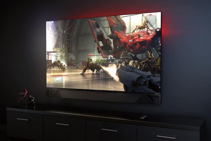 Nvidia x HP Omen 65 pulagdas 4K HDR