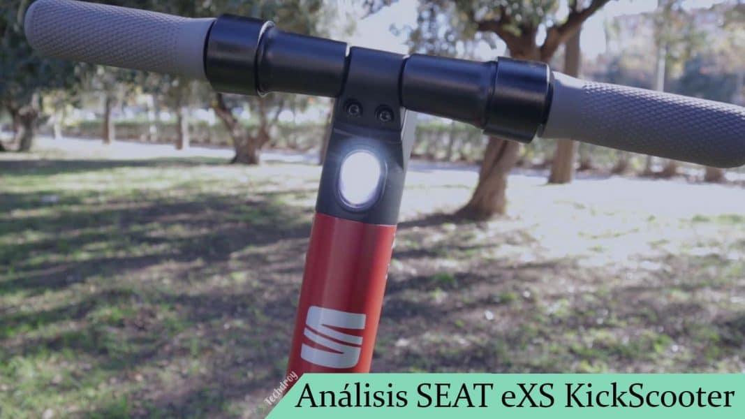 Portada rewiew SEAT eXS KickScooter