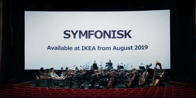 Symfonisk Ikea y Sonos