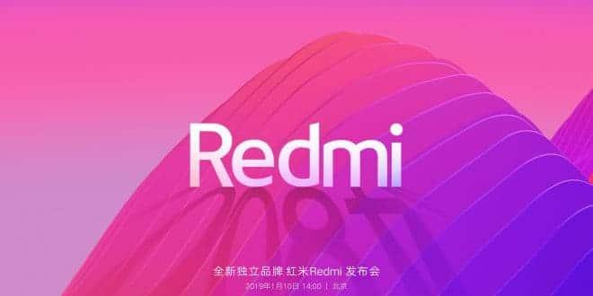 Xiaomi Redmi submarca