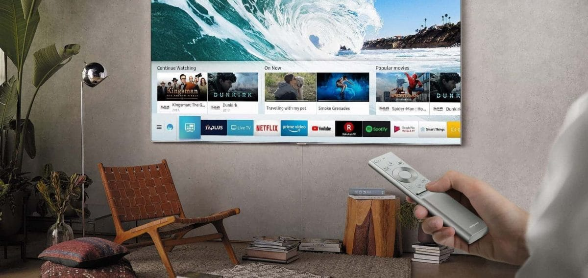 samsung smart tv ces 2019