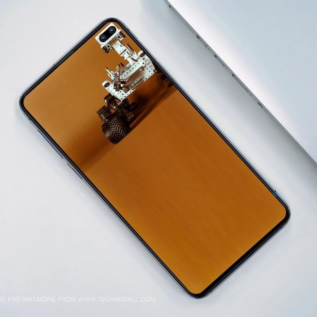 Fondo de pantalla Galaxy S10+ Número 5 de Cortocircuito 2