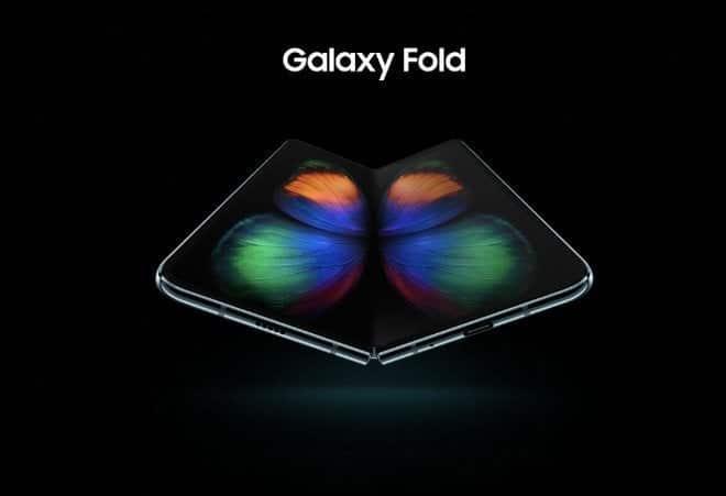 Galaxy Fold presentado