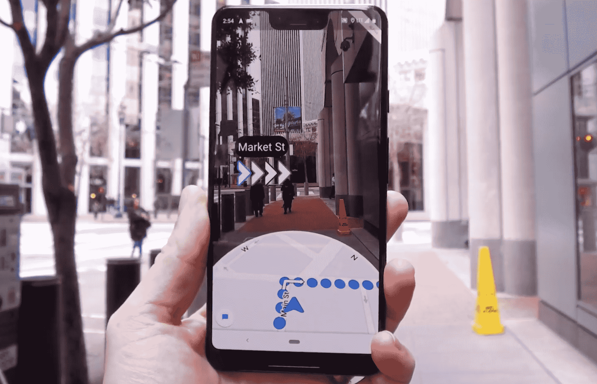 Google-VR-Maps