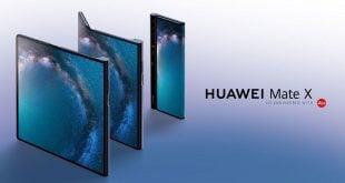 Huawei Mate X anuncio televisión