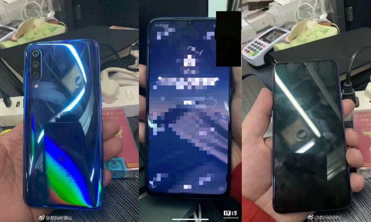 Imagenes filtradas Xiaomi Mi 9