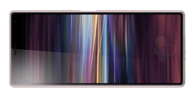 Xperia XA3 filtrado
