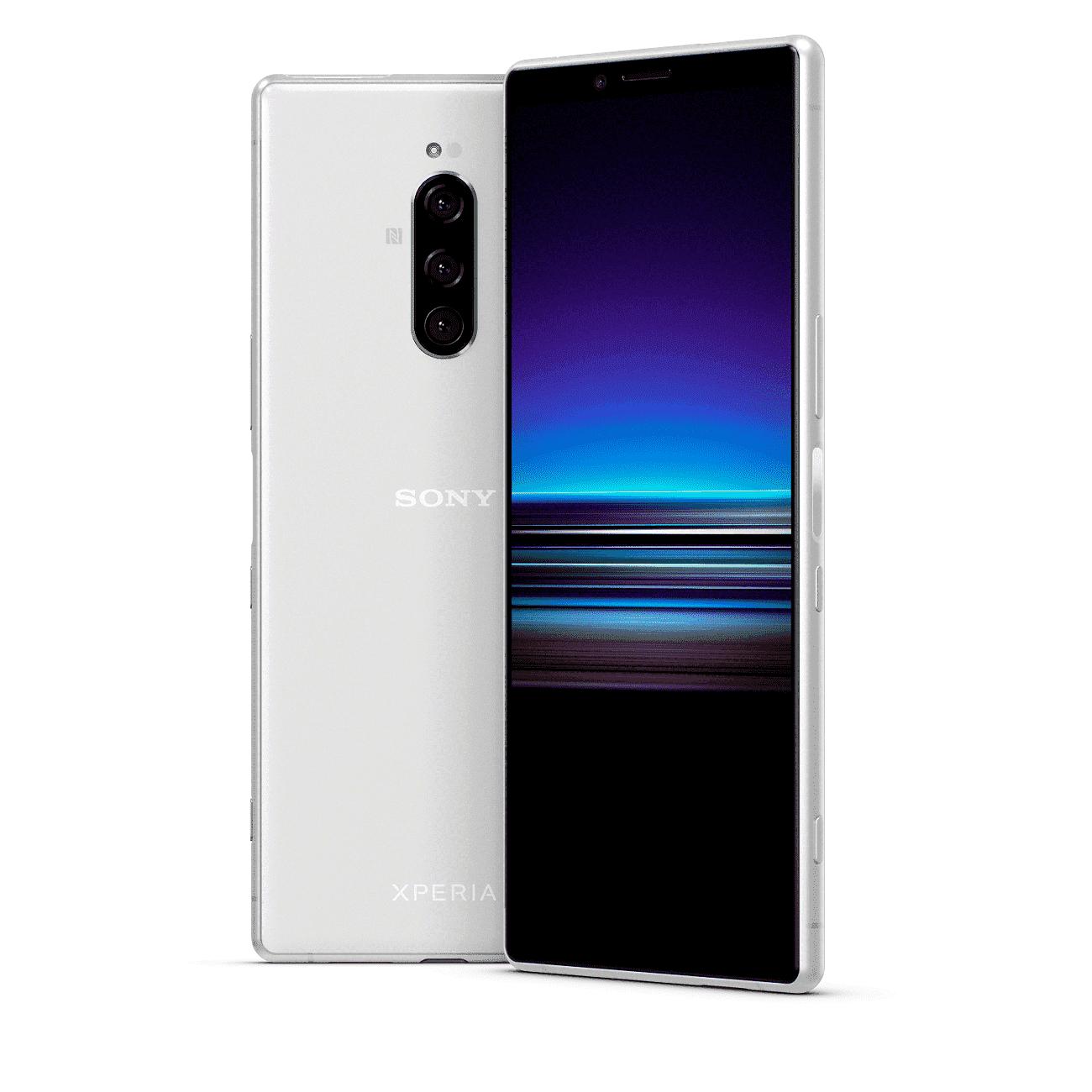 Sony Xperia 1 blanco