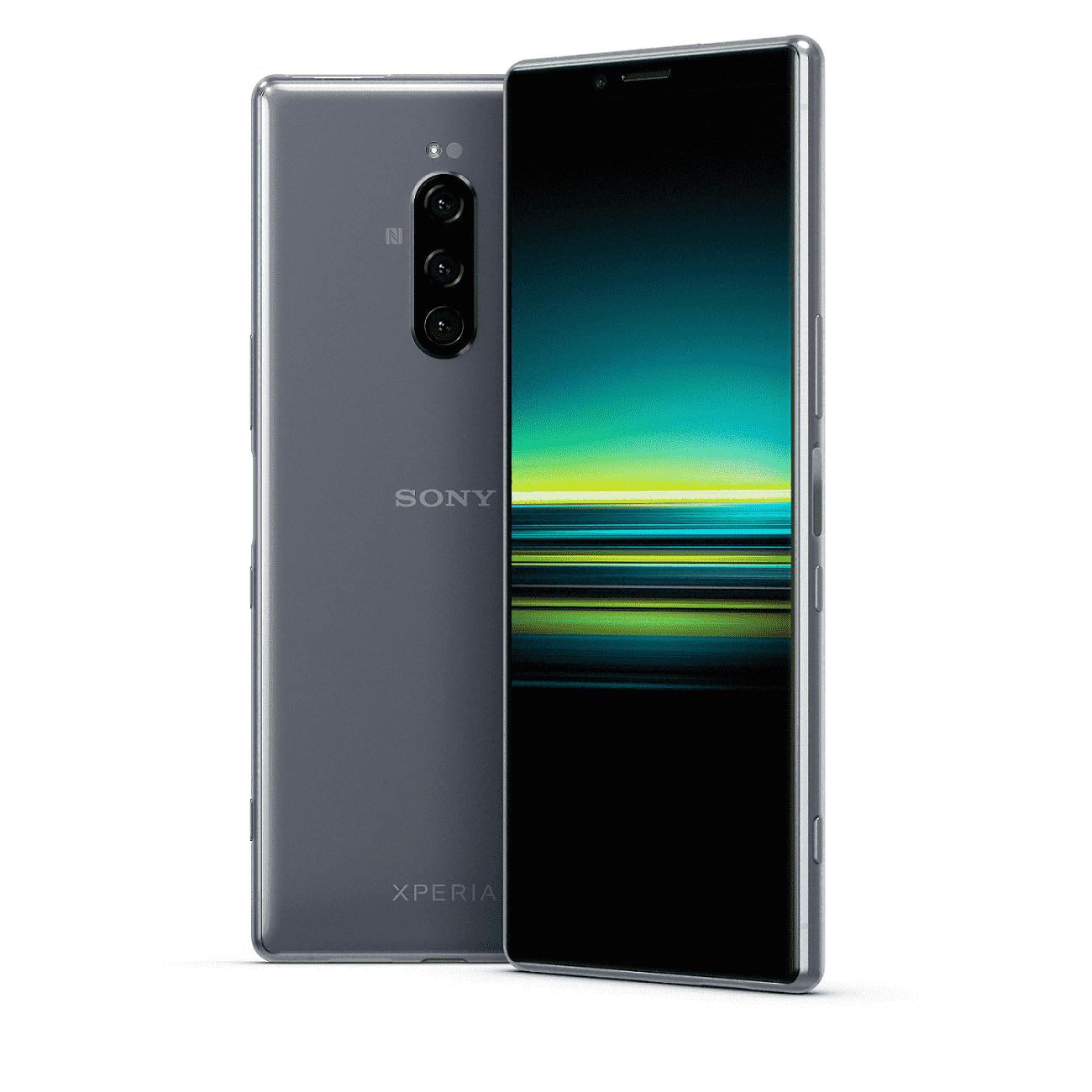 Sony Xperia 1 gris