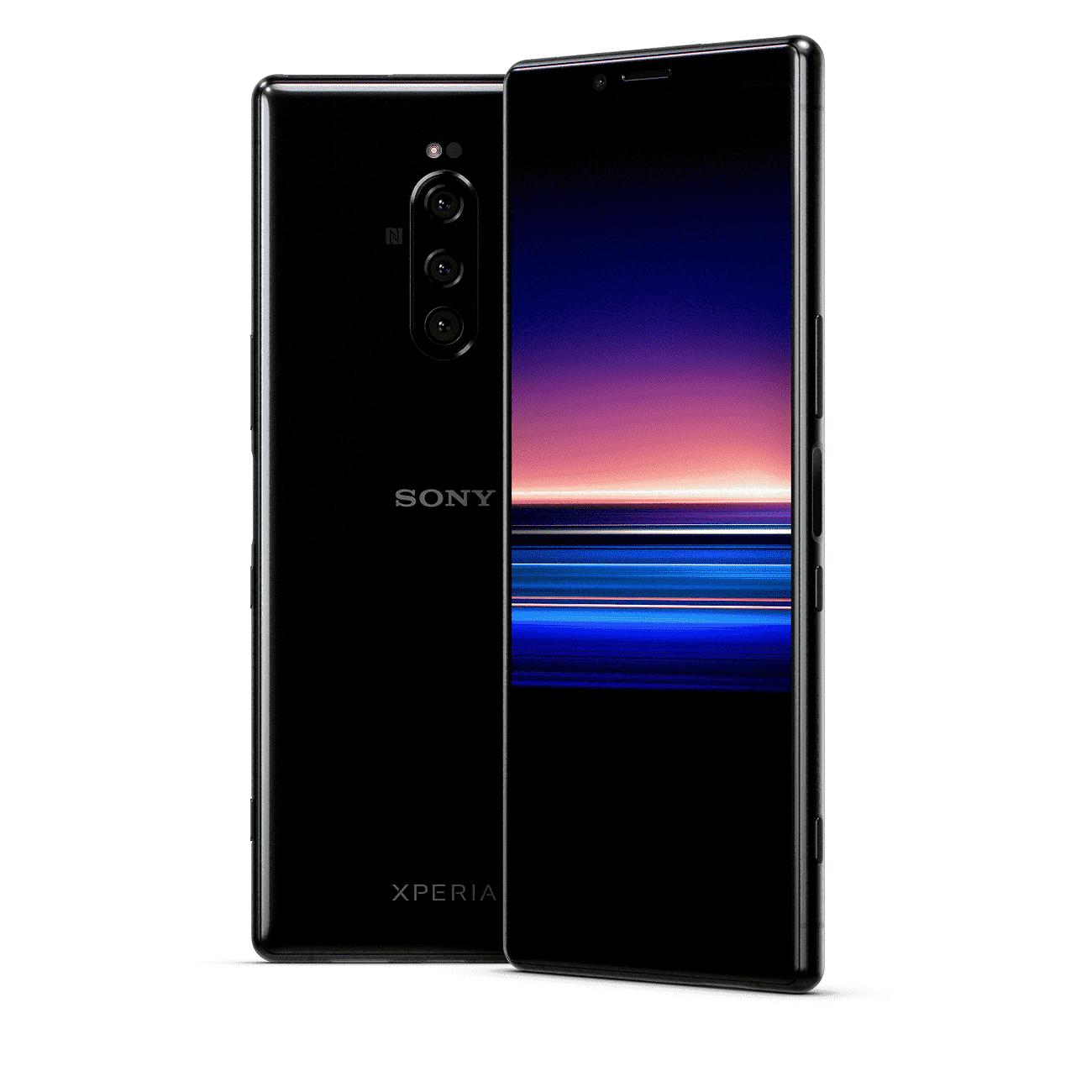 Sony Xperia 1 negro
