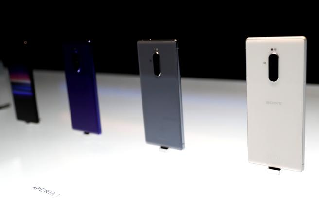 Sony Xperia 1 stand