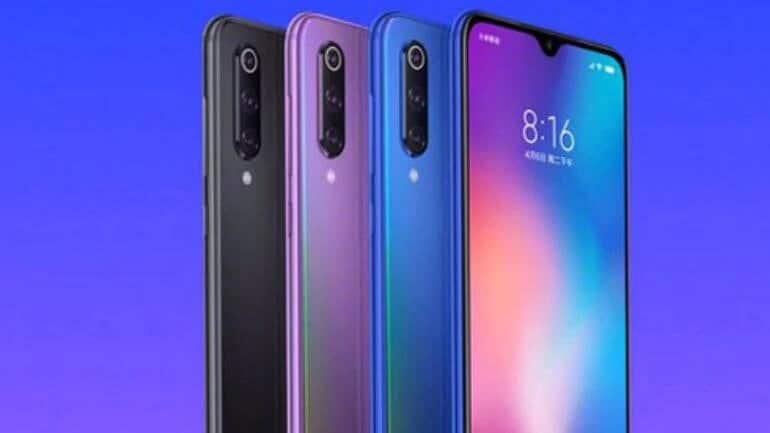 Xiaomi Mi 9 SE colores