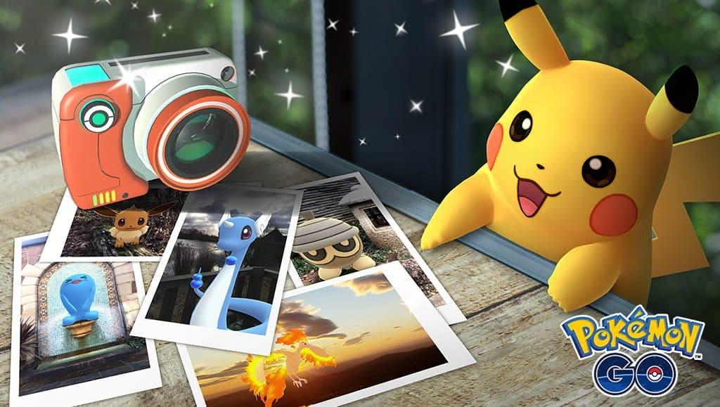 go snapshot announce Pokemon Go