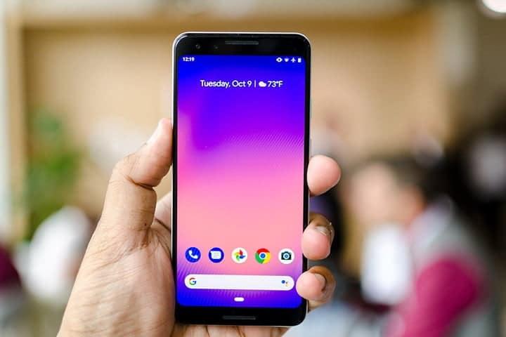 protocolo RCS Android Q