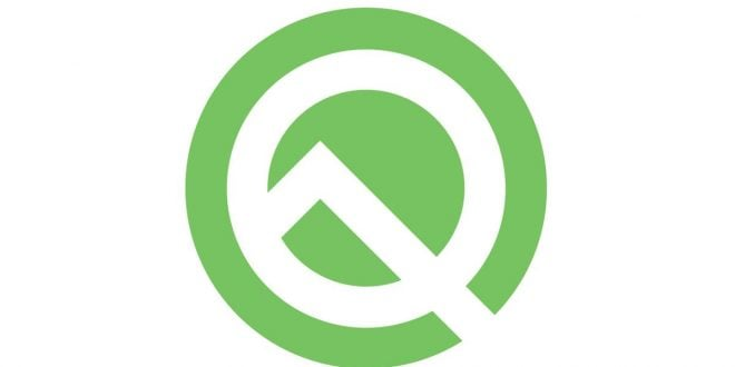 Android Q banner