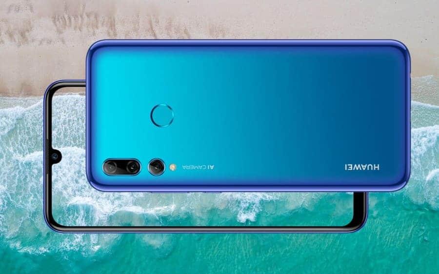 Huawei P Smart+ 2019 banner