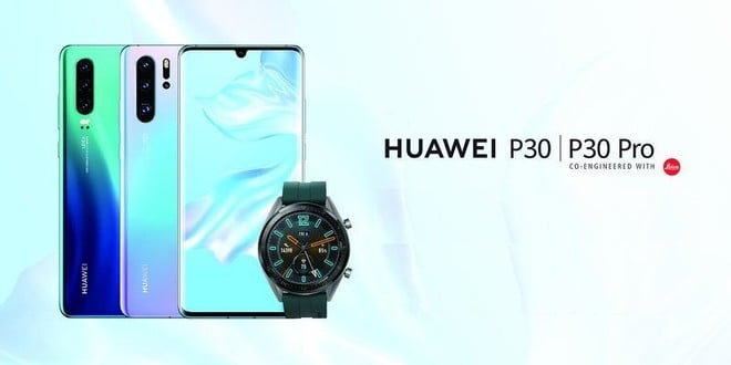 Huawei P30 portada filtrada