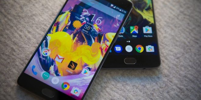 OnePlus 3 y 3T Android Pie beta cerrada