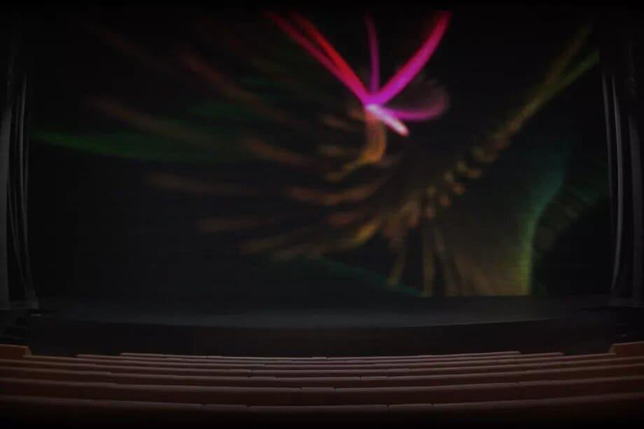 Teatro Steve Jobs presentación Apple 2019