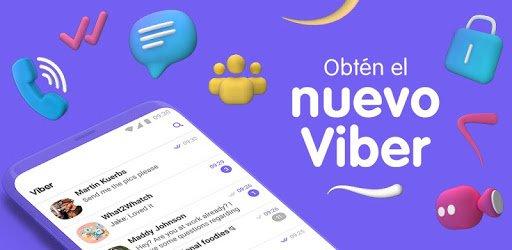 Viber Messenger 10 dark theme