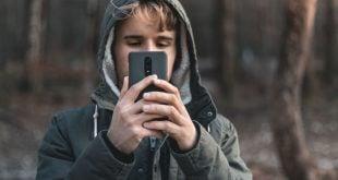 Cámara fotografica de un smartphone