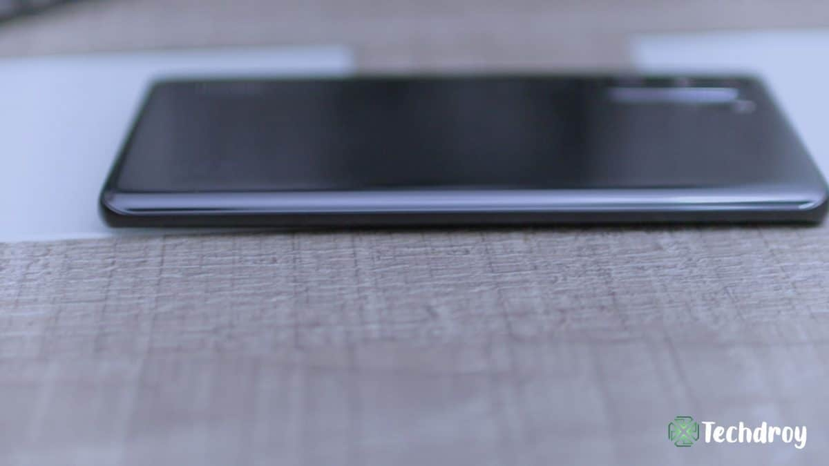 Huawei P30 Pro lateral izquierdo