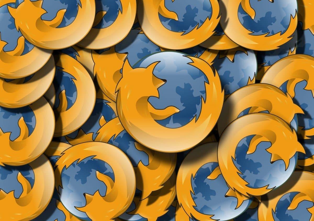 Mozilla Firefox navegador banner