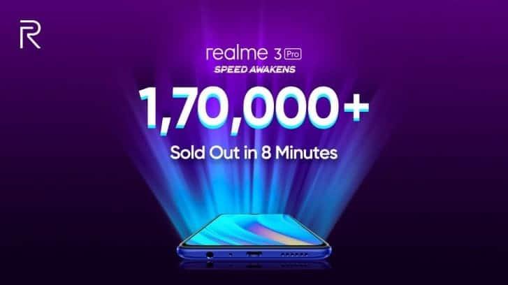 Realme-3-pro-170000-ventas-en-8-minutos