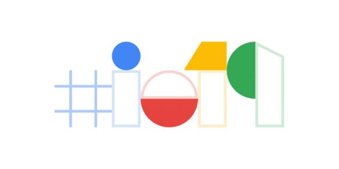 Google IO 2019 banner