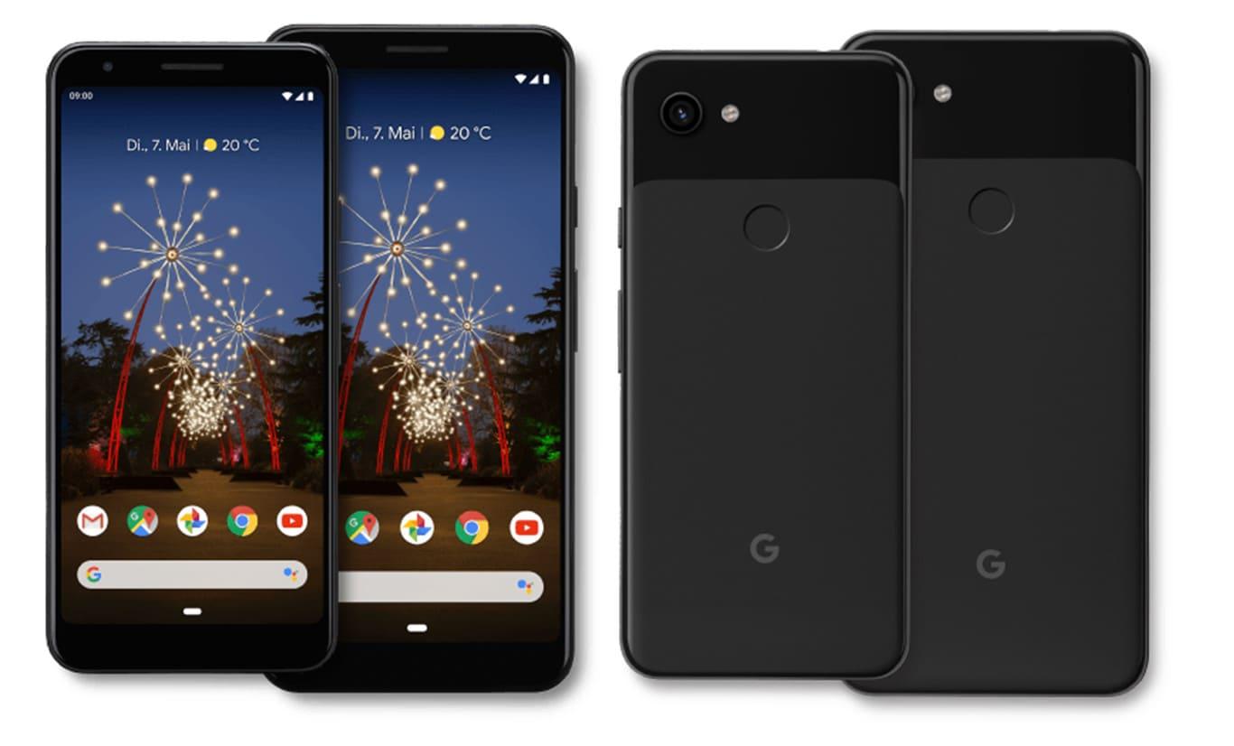Google Pixel 3a y 3a XL presentados