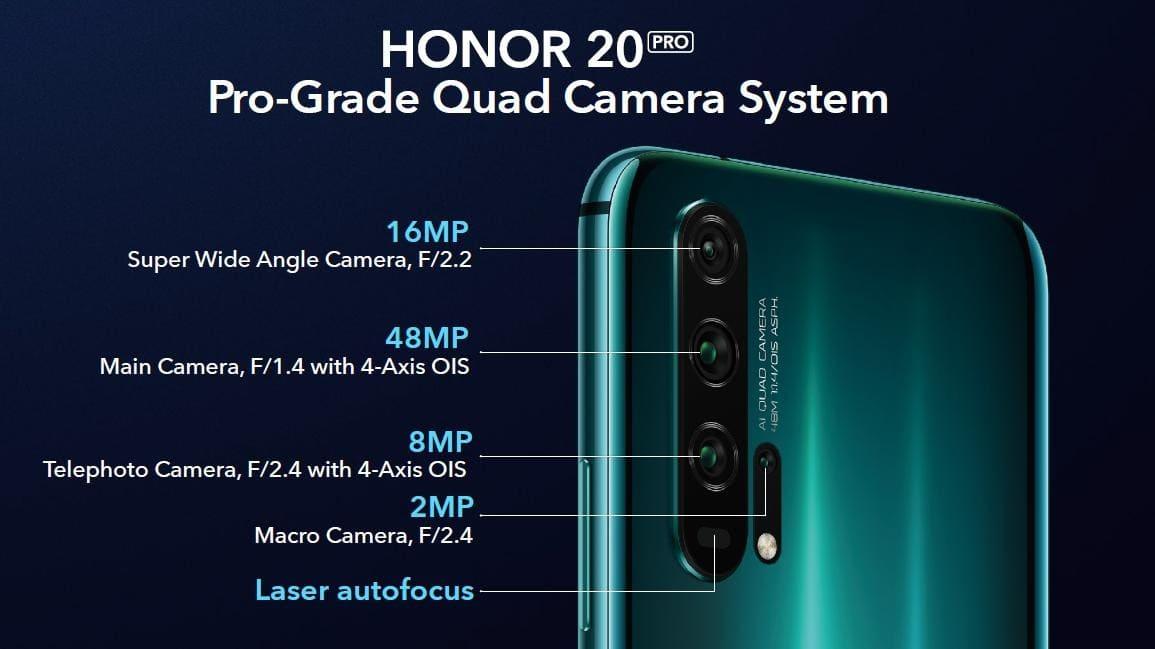 Honor-20-Pro-camara-caracteristicas