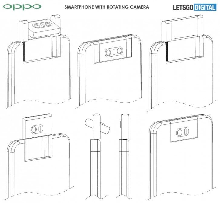 Oppo-camara-retractil-smartphone-filtrado