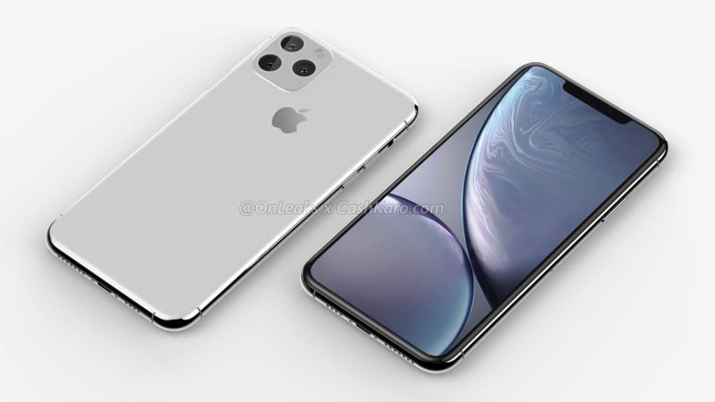 iphone 11 max filtrado renders