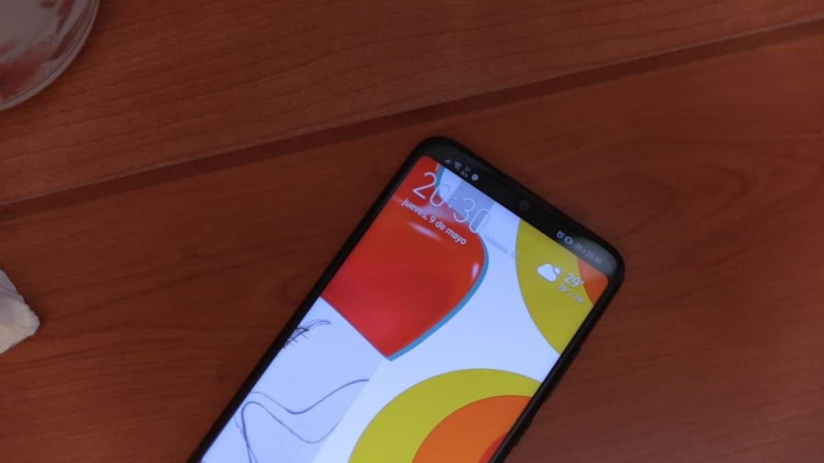 pantalla Huawei P smart 2019