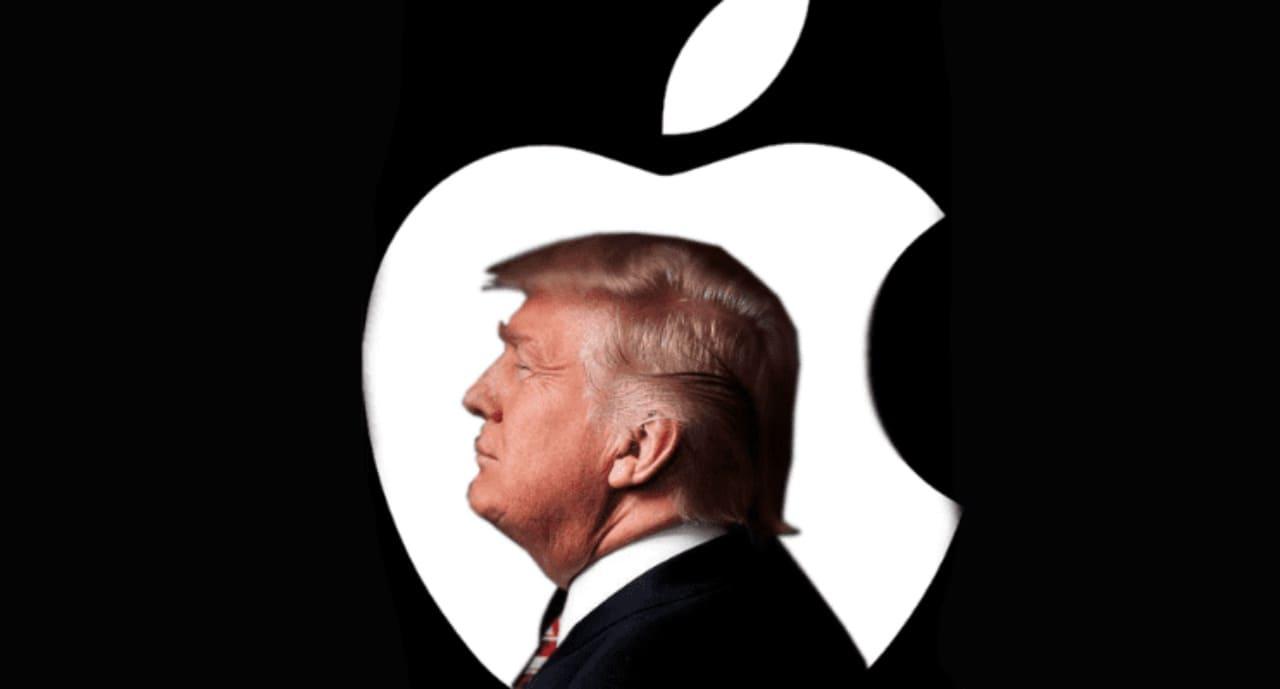 Donald-Trump-Apple