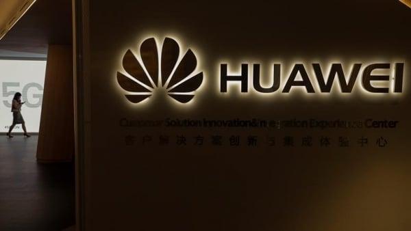 Huawei-logotipo