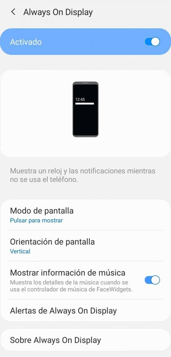 One UI Galaxy A50 8