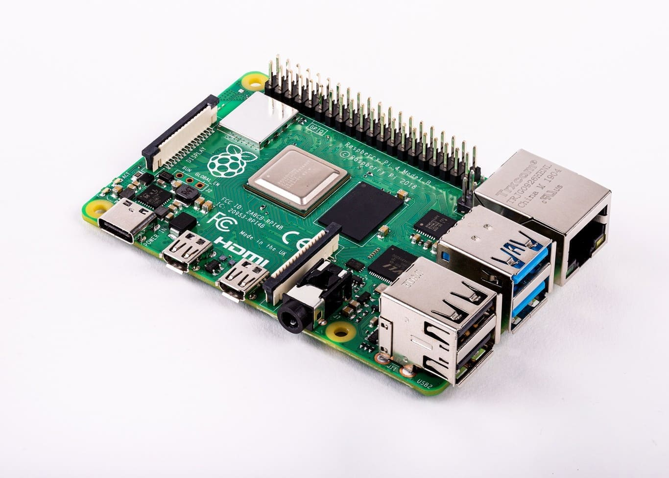 Raspberry-Pi-4-model-b-especificaciones