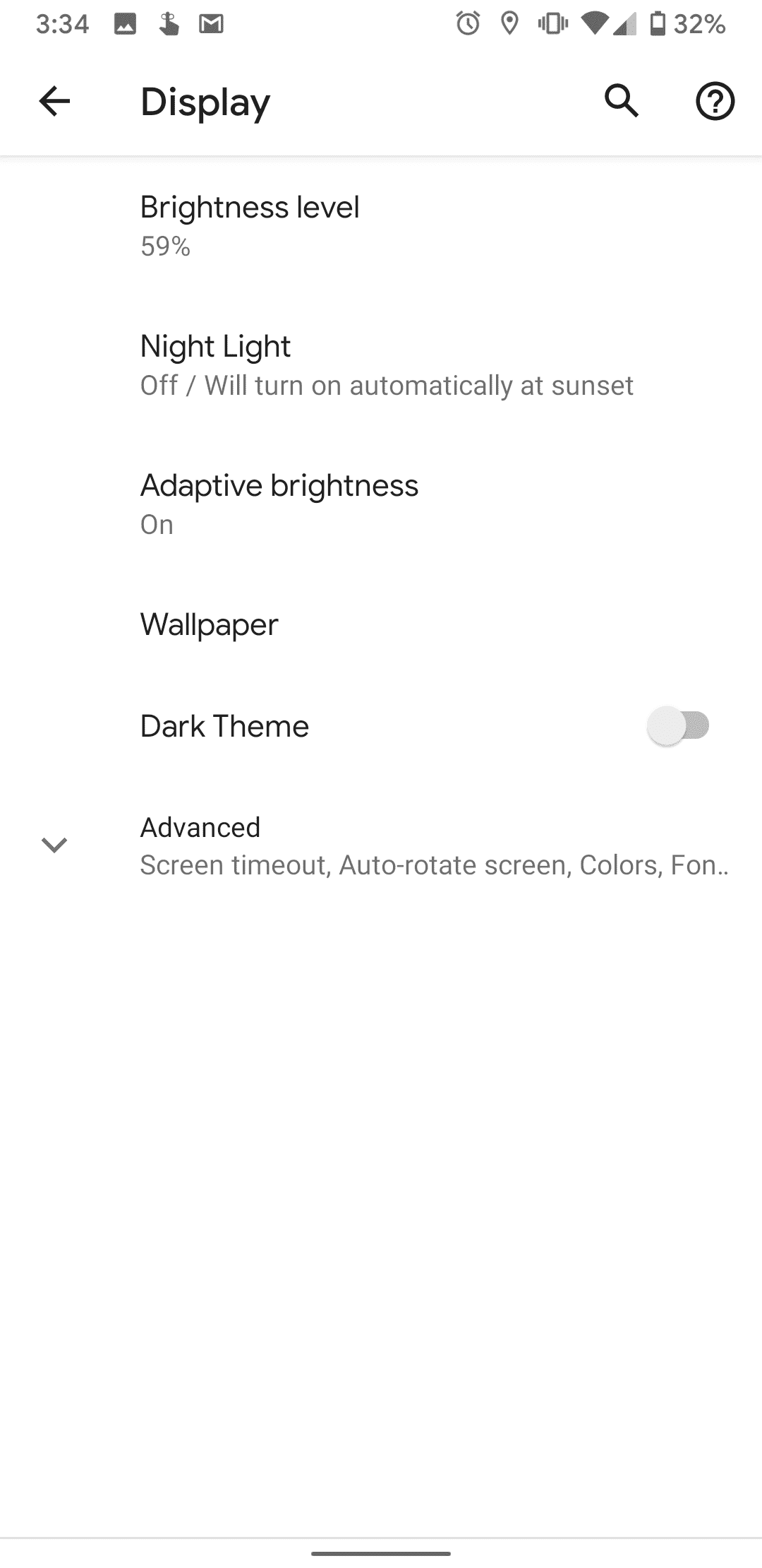 android q beta 4 dark theme switcher8423817226890915568