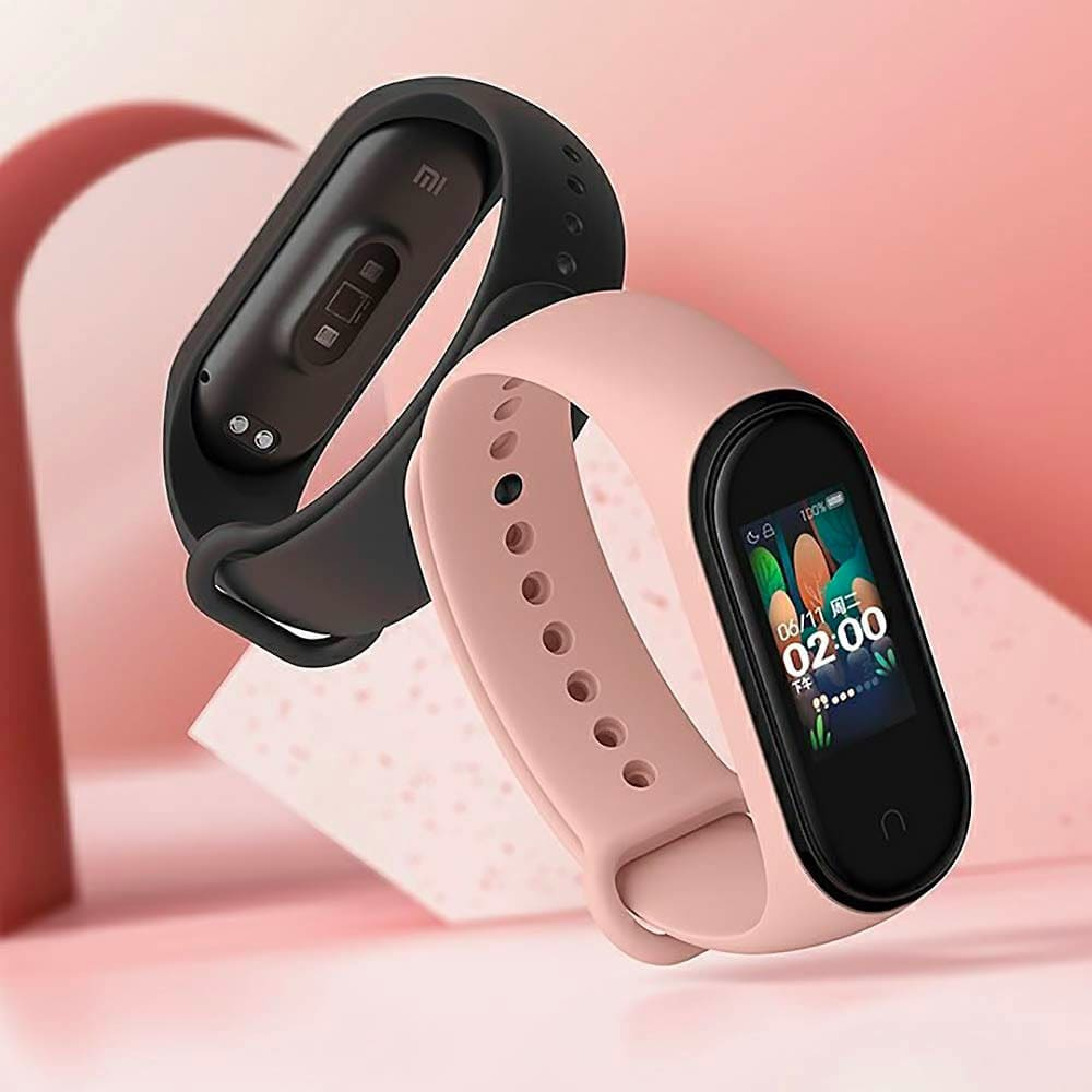 colores-correas-Xiaomi-Mi-Band-4