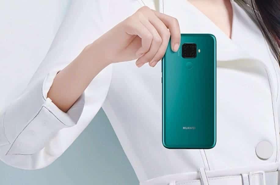 Huawei Nova 5i Pro Huawei Mate 30 Lite
