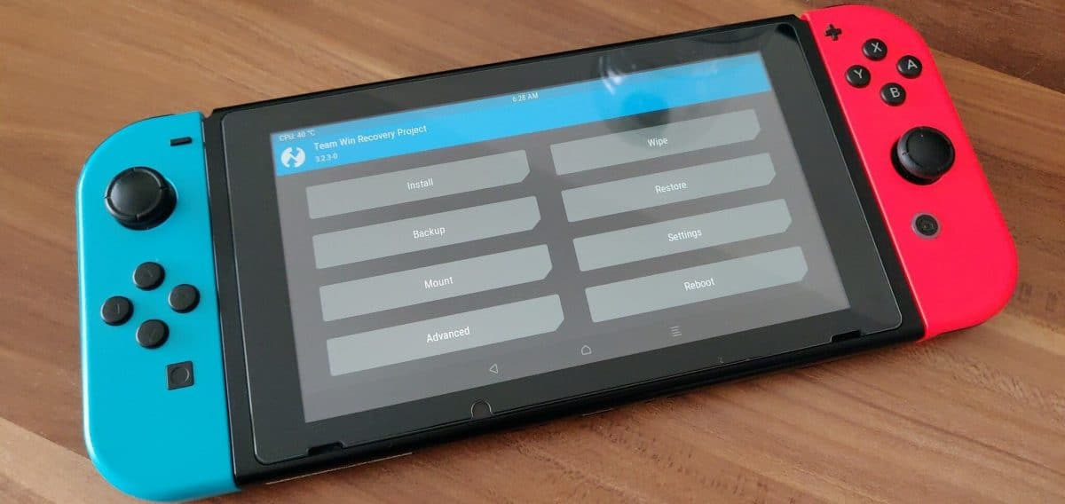 Nintendo-Switch-Android-TWRP