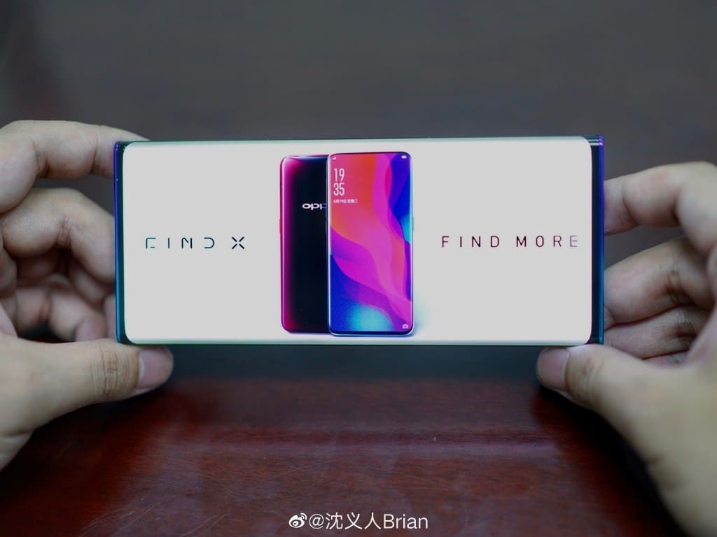 OPPO-Waterfall-screen-display