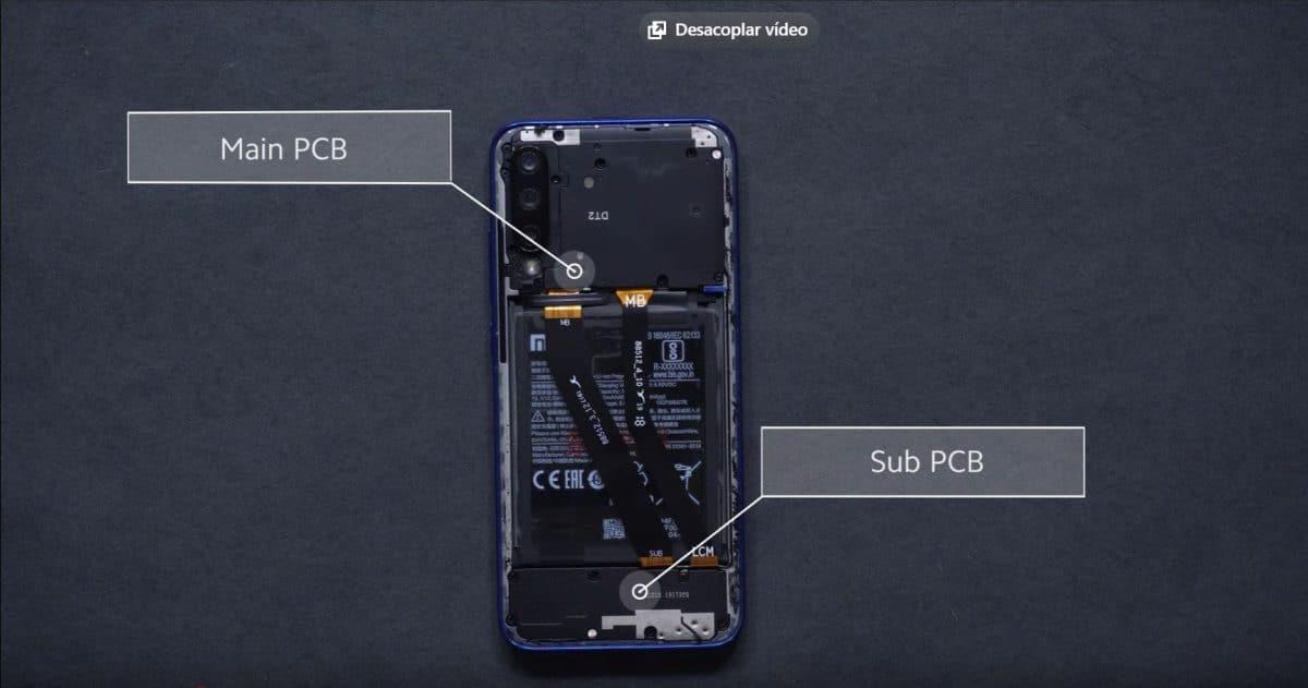 PCB-Xiaomi-Mi-A3